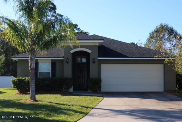 351 N Twin Maple Rd, St Augustine, FL 32084 (MLS #960222) :: EXIT Real Estate Gallery
