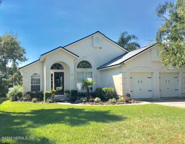 739 Bonaire Cir, Jacksonville Beach, FL 32250 (MLS #960810) :: EXIT Real Estate Gallery