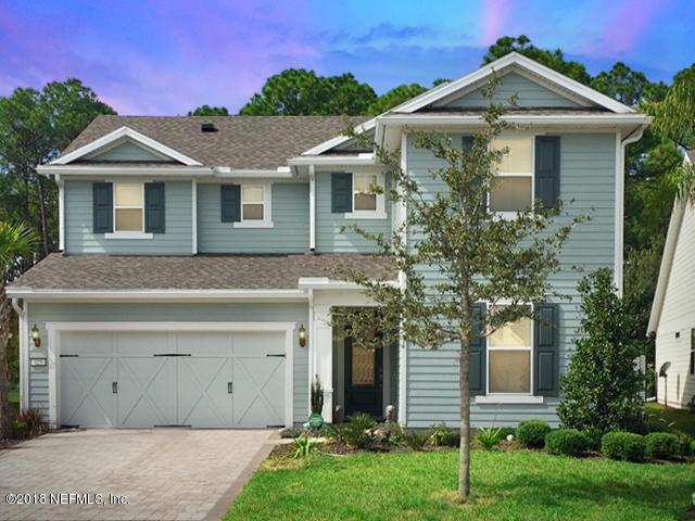 306 Front Door Ln, St Augustine, FL 32095 (MLS #961856) :: EXIT Real Estate Gallery