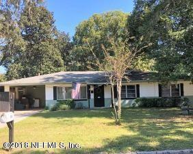 518 St Johns Ave, GREEN COVE SPRINGS, FL 32043 (MLS #964440) :: Florida Homes Realty & Mortgage