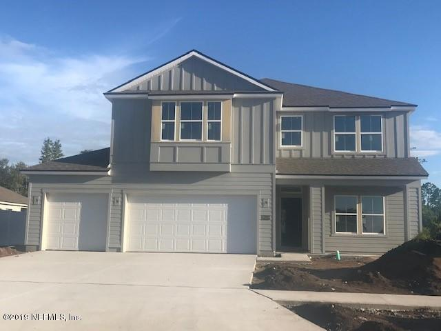 95379 Creekville Dr, Fernandina Beach, FL 32034 (MLS #967664) :: Ancient City Real Estate