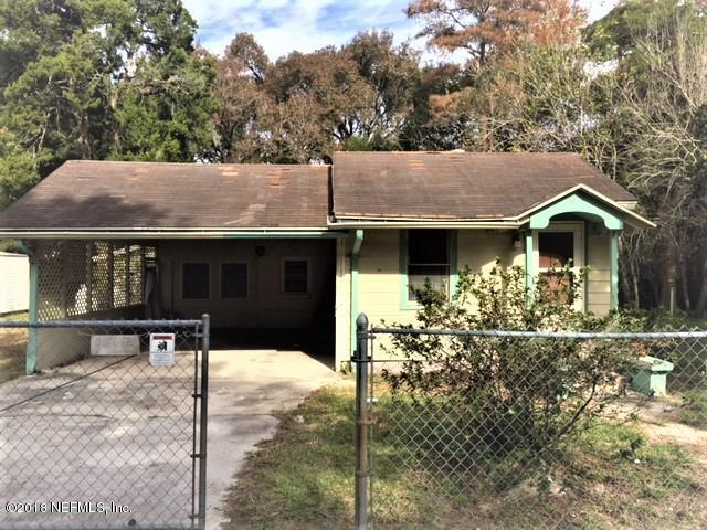 1375 Agnes St, Jacksonville, FL 32208 (MLS #971762) :: Florida Homes Realty & Mortgage
