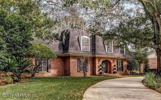 6521 Christopher Point Rd W, Jacksonville, FL 32217 (MLS #973883) :: The Hanley Home Team
