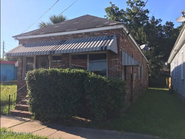 1277 W 25TH St, Jacksonville, FL 32209 (MLS #978372) :: The Hanley Home Team