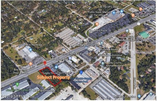 1019 Blanding Blvd, Orange Park, FL 32065 (MLS #979555) :: Sieva Realty