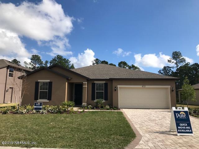 673 Los Alamos St, St Augustine, FL 32095 (MLS #979570) :: Home Sweet Home Realty of Northeast Florida