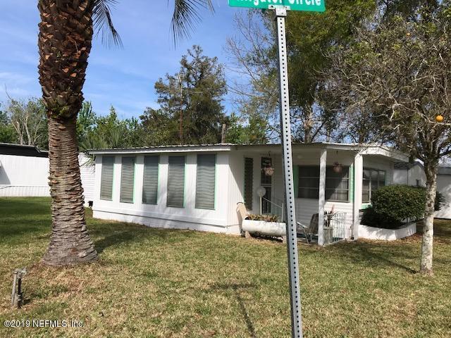 111 Alligator Cir, Crescent City, FL 32112 (MLS #981875) :: EXIT Real Estate Gallery