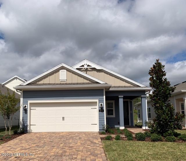 394 Sweet Oak Way, St Augustine, FL 32095 (MLS #987683) :: The Hanley Home Team