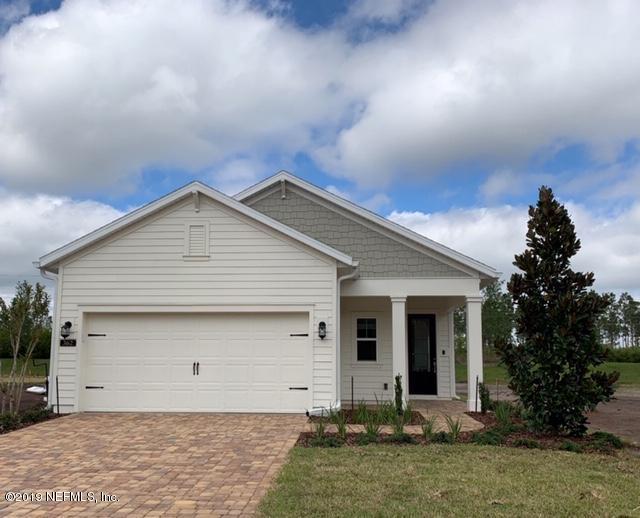 362 Sweet Oak Way, St Augustine, FL 32095 (MLS #990005) :: The Hanley Home Team