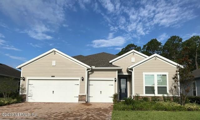 426 Glorieta Dr, St Augustine, FL 32095 (MLS #990034) :: CrossView Realty