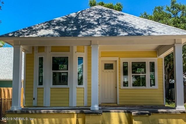 407 E 7TH St, Jacksonville, FL 32206 (MLS #990146) :: EXIT Real Estate Gallery