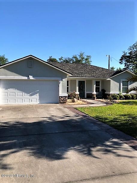 275 E Michigan Ave, Macclenny, FL 32063 (MLS #990368) :: Memory Hopkins Real Estate