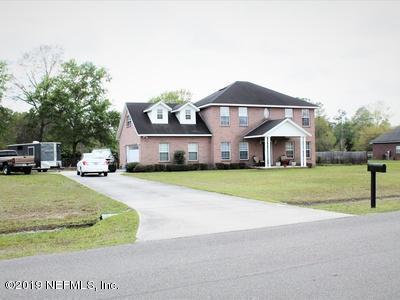 4590 Raintree Dr, Macclenny, FL 32063 (MLS #993068) :: The Hanley Home Team