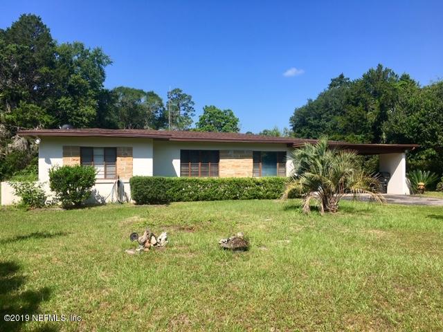 1313 Raiford Rd, Starke, FL 32091 (MLS #993357) :: The Hanley Home Team