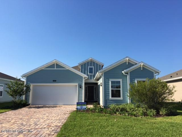 188 Ash Breeze Cove, St Augustine, FL 32095 (MLS #995326) :: Florida Homes Realty & Mortgage