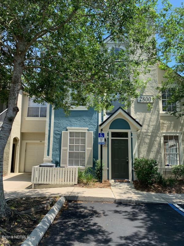13703 Richmond Park Dr #2802, Jacksonville, FL 32224 (MLS #996298) :: The Hanley Home Team