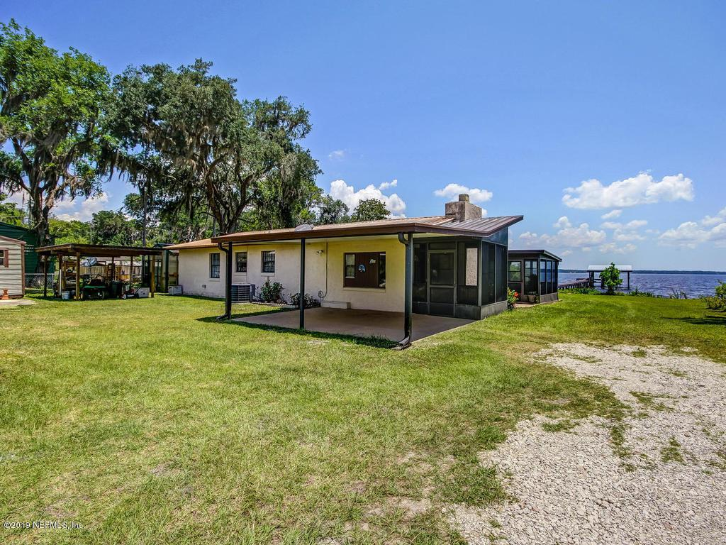 Astonishing 550 Cedar Creek Rd Palatka Fl 32177 Mls 996684 Exit Real Estate Gallery Home Interior And Landscaping Spoatsignezvosmurscom