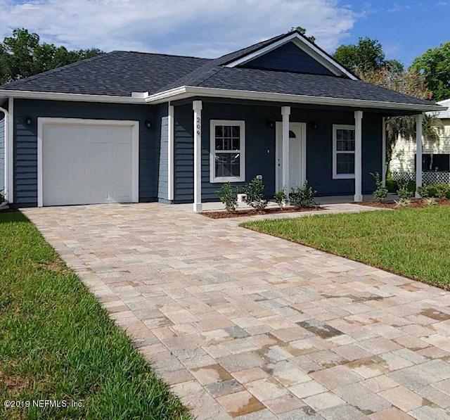 209 W Vivian Dr, Hastings, FL 32145 (MLS #999832) :: Noah Bailey Real Estate Group