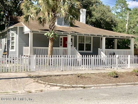 233 E 17TH St, Jacksonville, FL 32206 (MLS #1007017) :: Ancient City Real Estate