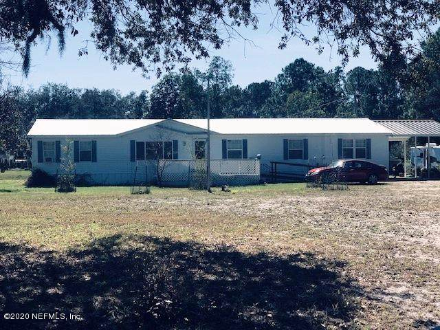 203 Palmetto Ct, Georgetown, FL 32139 (MLS #1036402) :: The Hanley Home Team