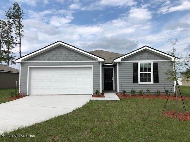 3539 Heron Cove Dr, GREEN COVE SPRINGS, FL 32043 (MLS #1041339) :: Berkshire Hathaway HomeServices Chaplin Williams Realty