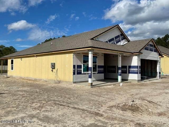 116 Egrets Landing Ln, St Augustine, FL 32095 (MLS #1082275) :: The Every Corner Team
