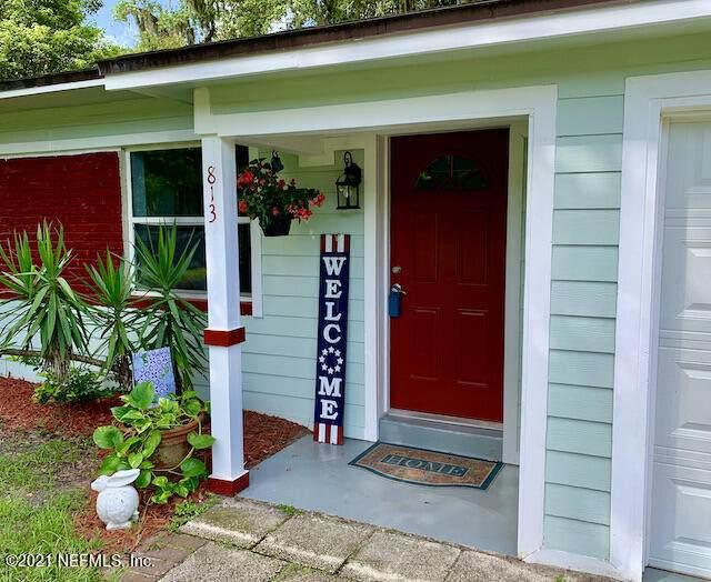 813 Cypress Ave N, GREEN COVE SPRINGS, FL 32043 (MLS #1119837) :: EXIT Real Estate Gallery