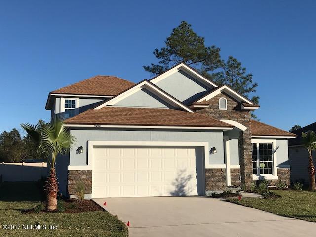 4003 Hammock Bluff Cir, Jacksonville, FL 32226 (MLS #875628) :: EXIT Real Estate Gallery