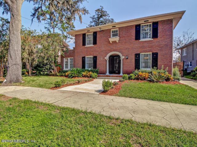 3336 Oak St, Jacksonville, FL 32205 (MLS #901806) :: EXIT Real Estate Gallery