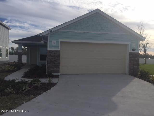 143 Bluejack Ln, St Augustine, FL 32095 (MLS #910362) :: EXIT Real Estate Gallery