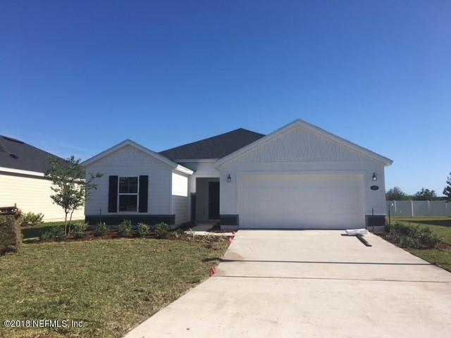 115 Bluejack Ln, St Augustine, FL 32095 (MLS #926842) :: St. Augustine Realty
