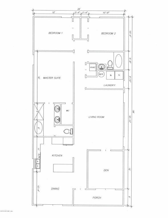 870 Aiken St, St Augustine, FL 32084 (MLS #940495) :: EXIT Real Estate Gallery