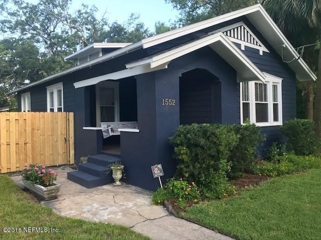 1552 Flagler Ave, Jacksonville, FL 32207 (MLS #945912) :: EXIT Real Estate Gallery