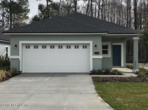 126 Cottage Link Walk, St Augustine, FL 32092 (MLS #947553) :: The Hanley Home Team