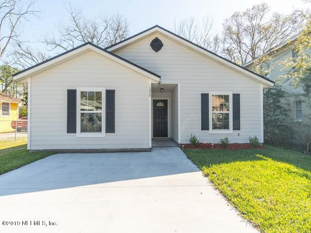 1024 W 23RD St, Jacksonville, FL 32209 (MLS #954917) :: Florida Homes Realty & Mortgage