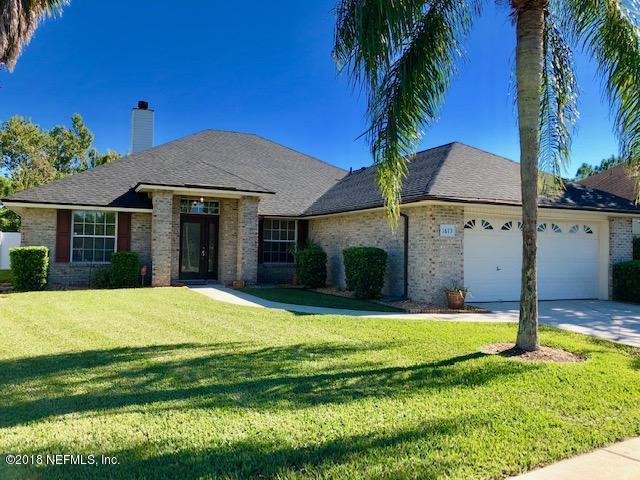 1613 Hawkins Cove Dr E, Jacksonville, FL 32246 (MLS #960992) :: EXIT Real Estate Gallery