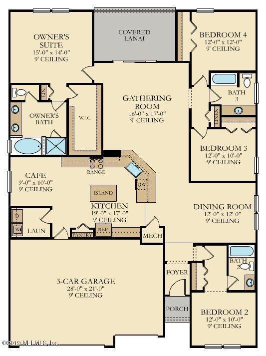 347 Starlis Pl, St Johns, FL 32259 (MLS #989989) :: Florida Homes Realty & Mortgage