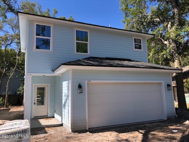 1370 Elm St, Fernandina Beach, FL 32034 (MLS #991722) :: The Hanley Home Team