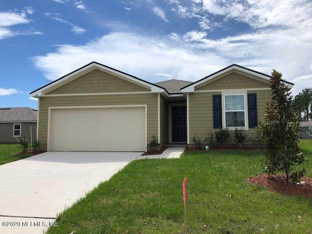 3509 Songbird Lakes Dr, GREEN COVE SPRINGS, FL 32043 (MLS #1045201) :: Berkshire Hathaway HomeServices Chaplin Williams Realty