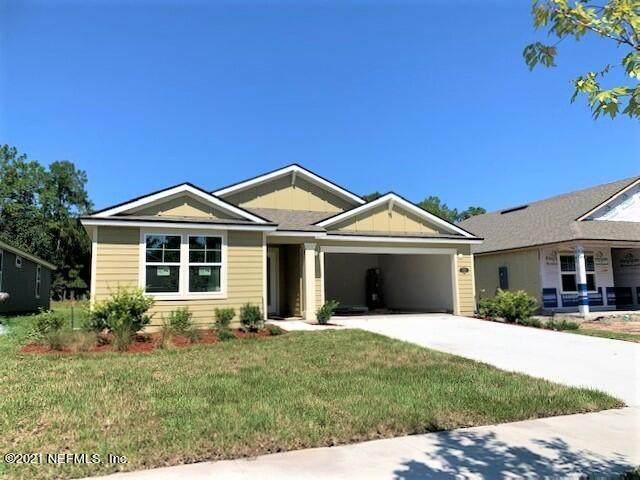 4341 Green River Pl, Middleburg, FL 32068 (MLS #1108597) :: The Randy Martin Team | Compass Florida LLC