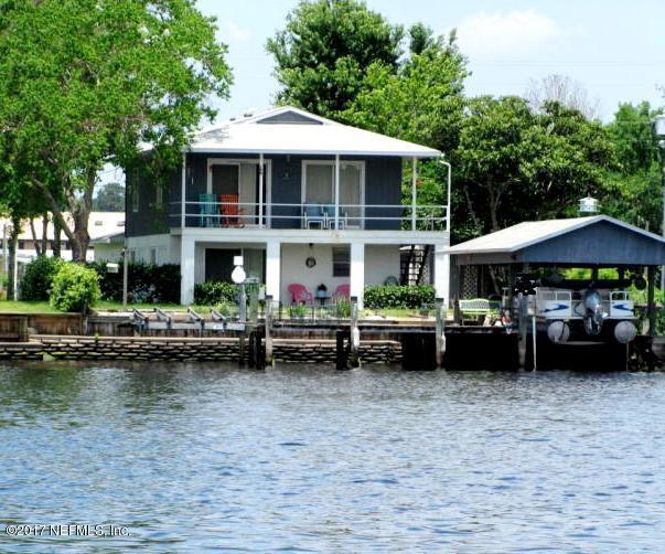 229 Sportsman Dr, Welaka, FL 32193 (MLS #898553) :: The Hanley Home Team
