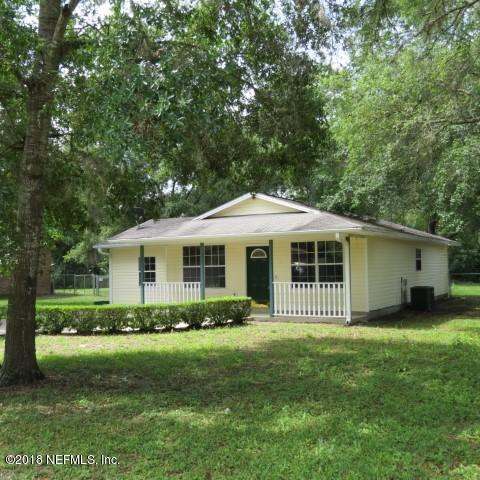 601 SW Naha St, Keystone Heights, FL 32656 (MLS #928774) :: The Hanley Home Team