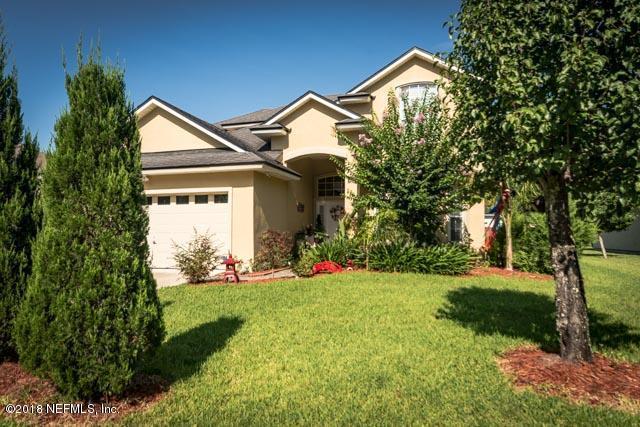 486 Johns Creek Pkwy, St Augustine, FL 32092 (MLS #942328) :: St. Augustine Realty