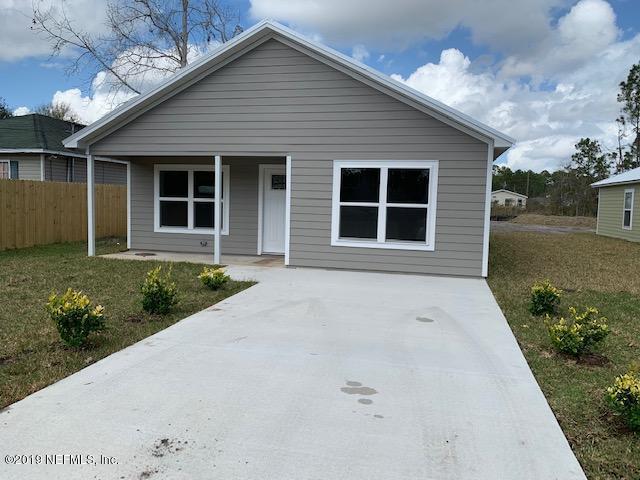 870 E Aiken St, St Augustine, FL 32084 (MLS #940495) :: Jacksonville Realty & Financial Services, Inc.