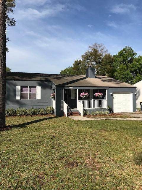 4534 Redwood Ave, Jacksonville, FL 32207 (MLS #1008666) :: The Volen Group, Keller Williams Luxury International