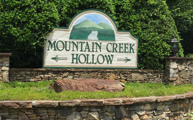 LOT 159 MOUNTAIN CREEK, Talking Rock, GA 30175 (MLS #250065) :: RE/MAX Town & Country