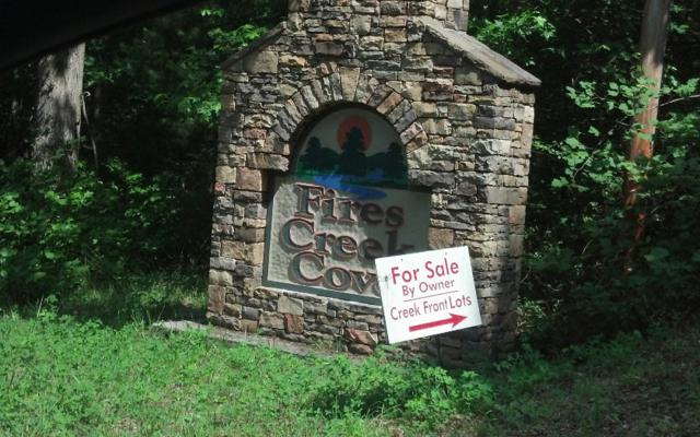 64 Fires Creek Cove, Hayesville, NC 28904 (MLS #252917) :: Path & Post Real Estate