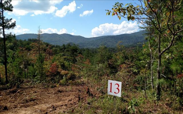 L-13 Ridgeline Estates, Ducktown, TN 37326 (MLS #254837) :: RE/MAX Town & Country