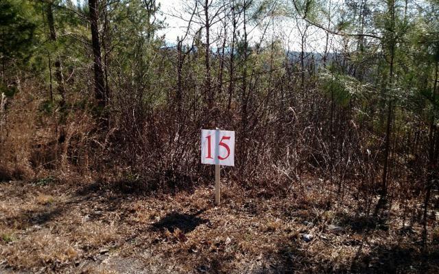 L-15 Ridgeline Estates, Ducktown, TN 37326 (MLS #254838) :: RE/MAX Town & Country