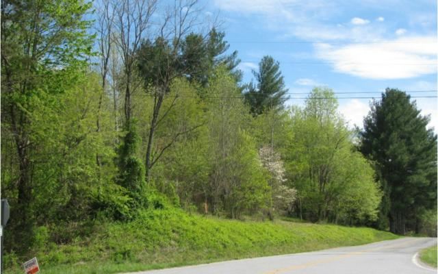 #21 Little Brook Drive, Hayesville, NC 28904 (MLS #257585) :: RE/MAX Town & Country